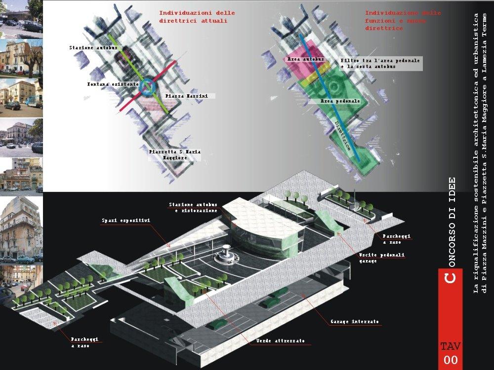 Bimstudio blog parsifal spazio e tempo in - Tavole di concorso architettura ...