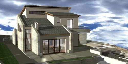 Bimstudio blog un ponte tra i due mari progetto di for Ponte sopra i piani del garage